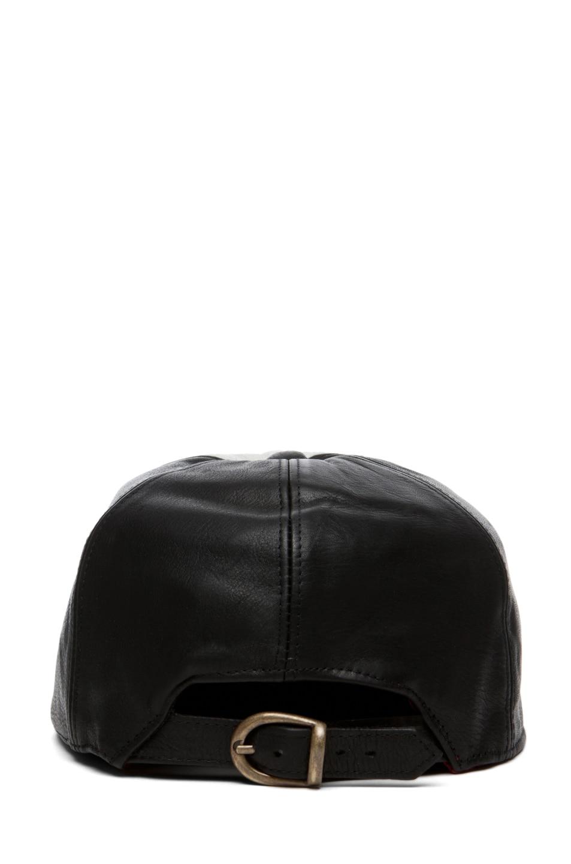 Image 3 of Marc Jacobs Baseball Cap in Black & White