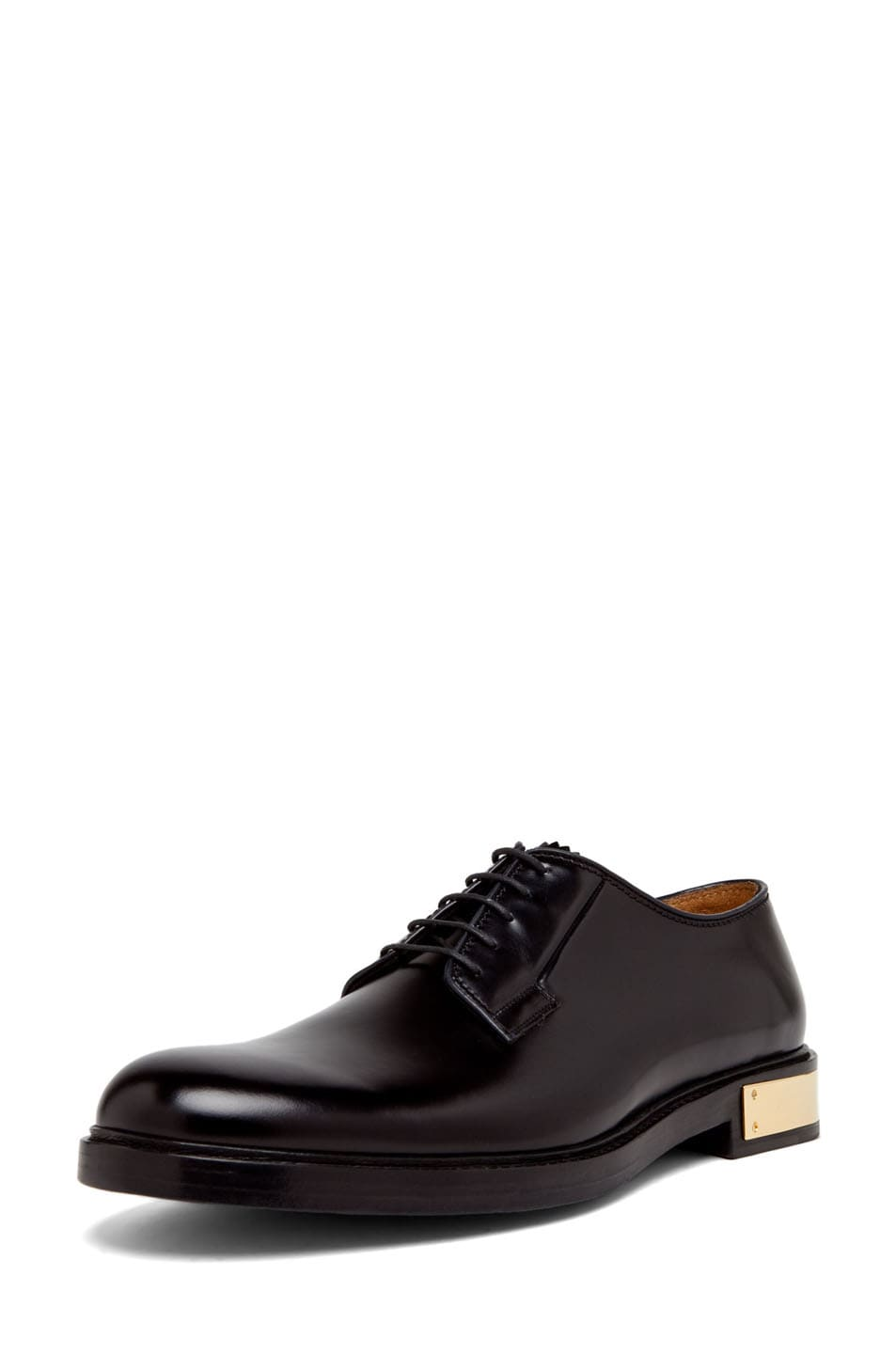 Image 2 of Marc Jacobs Oxford with Metal Detail in Black