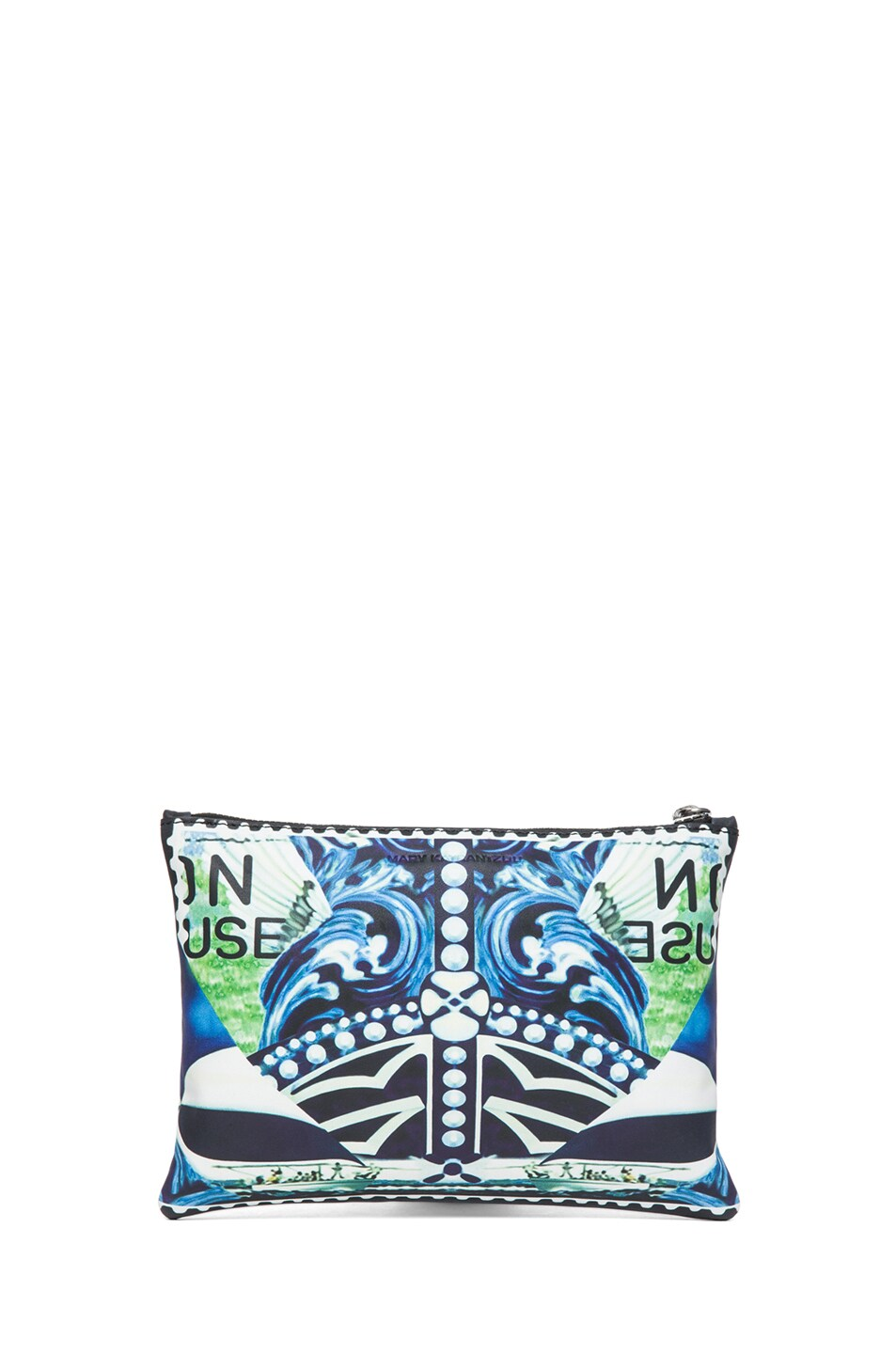 Image 2 of Mary Katrantzou Clutch in Starsailor