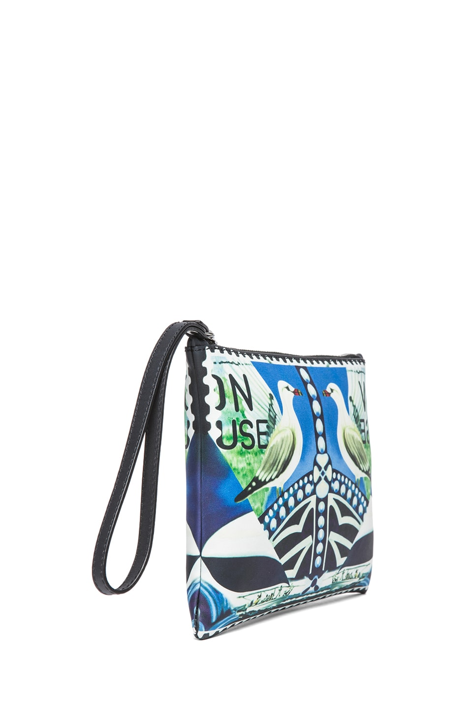 Image 3 of Mary Katrantzou Clutch in Starsailor