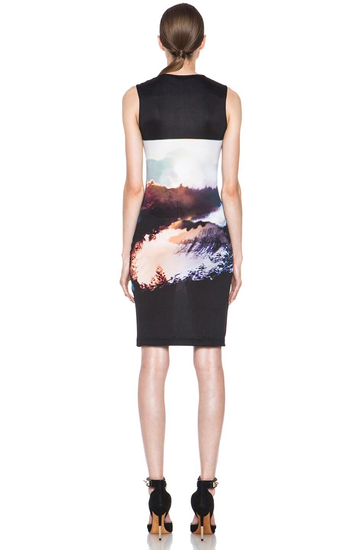 Image 4 of Mary Katrantzou Jersey Dress in Woodstock Sunset