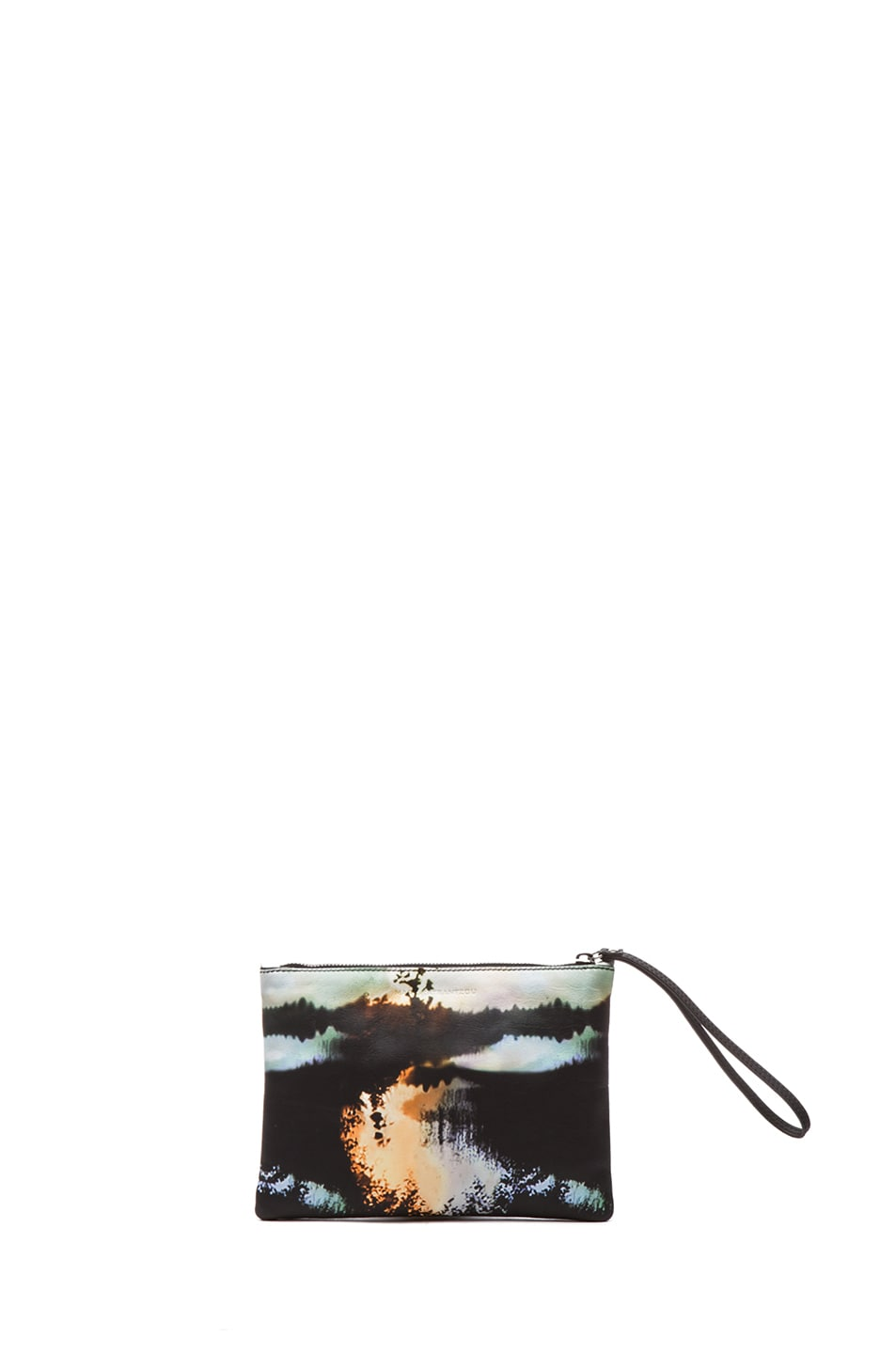 Image 2 of Mary Katrantzou Clutch in Woodstock Sunset