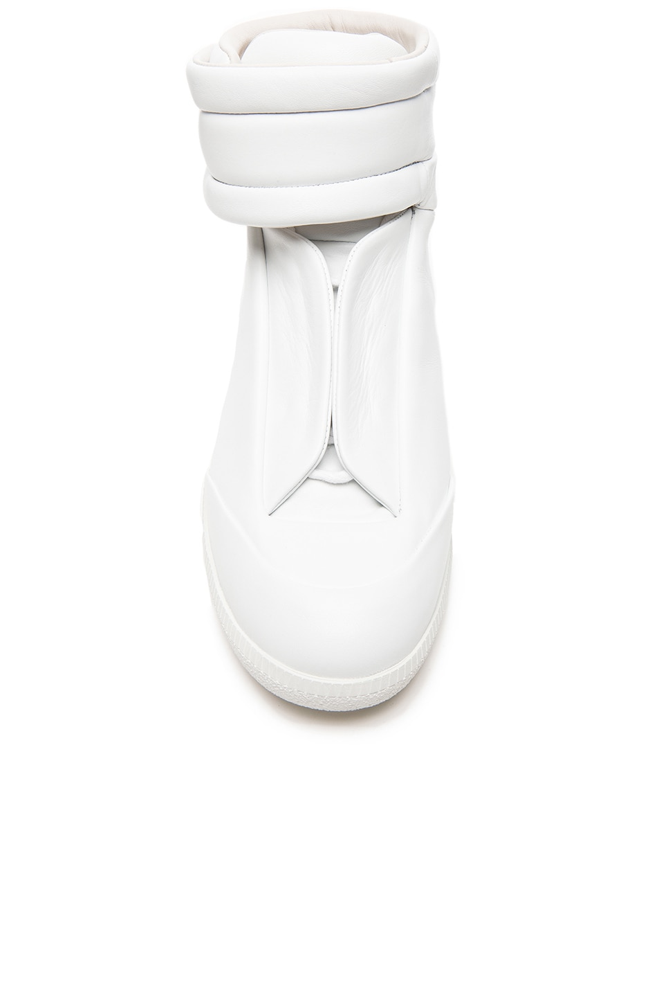 MAISON MARTIN MARGIELA Maison Margiela Men'S White High Top Future Sneakers