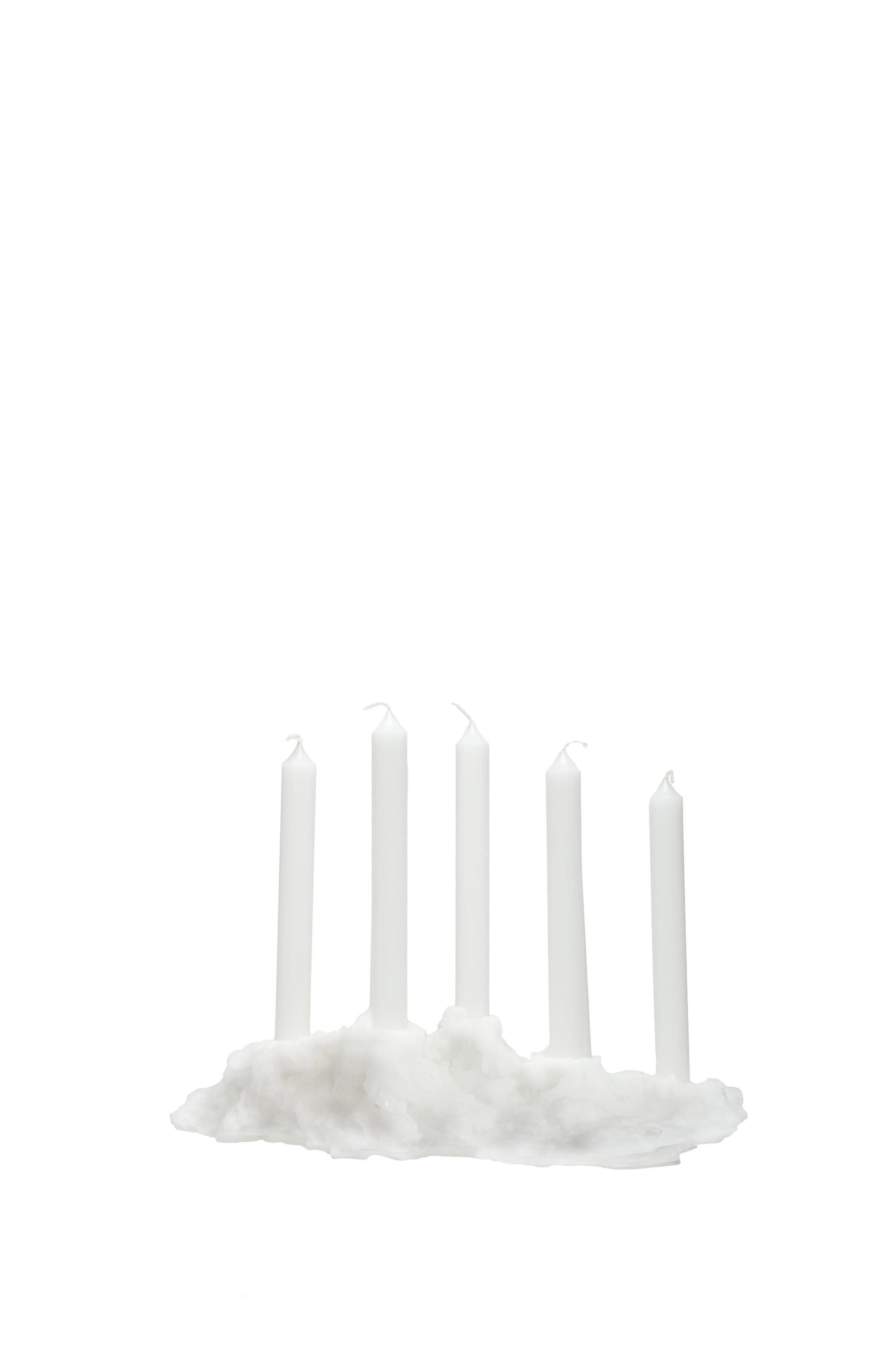 Image 1 of Maison Margiela Candle Holder in White