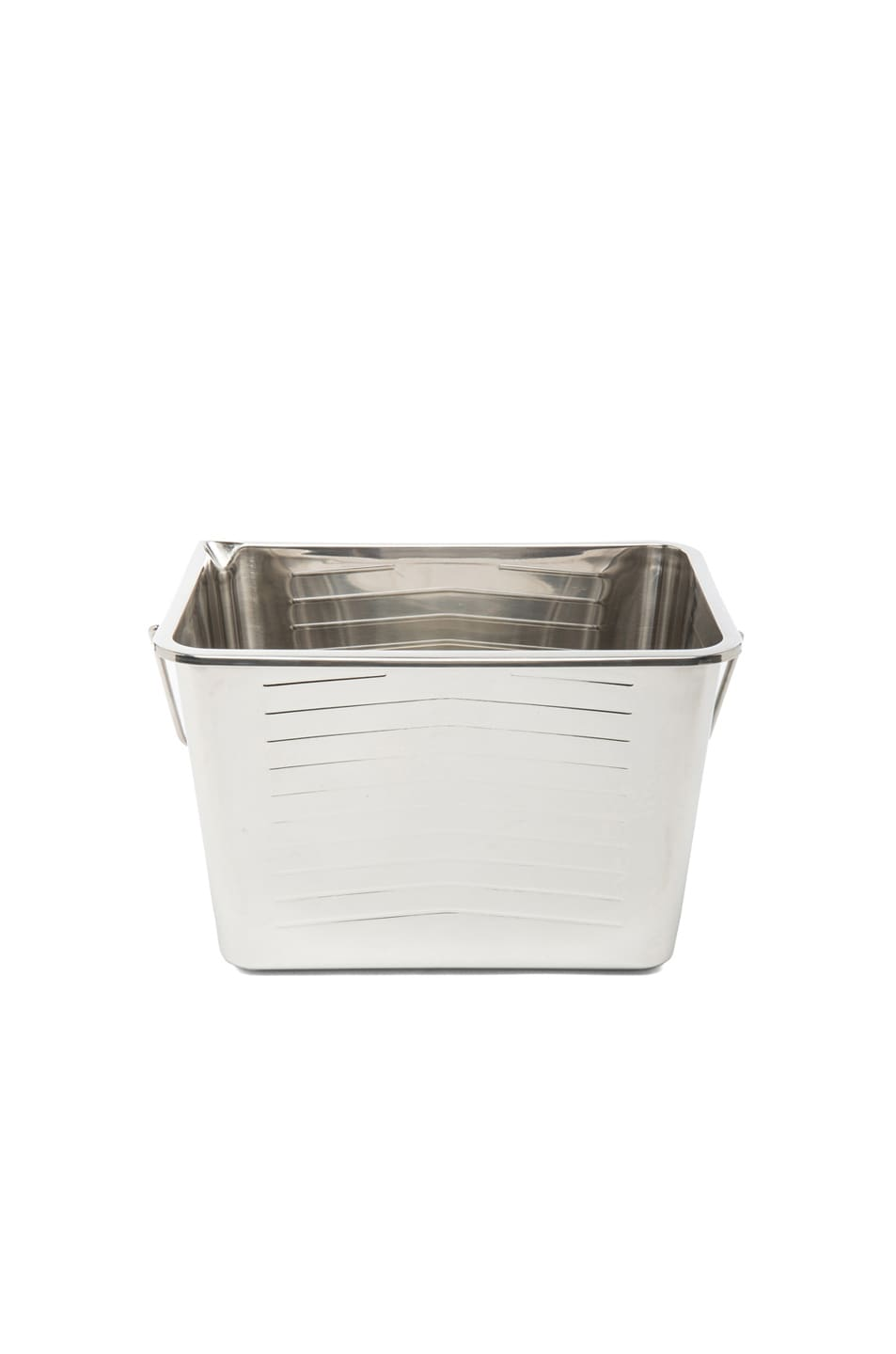 Image 2 of Maison Margiela Champagne Bucket in Silver