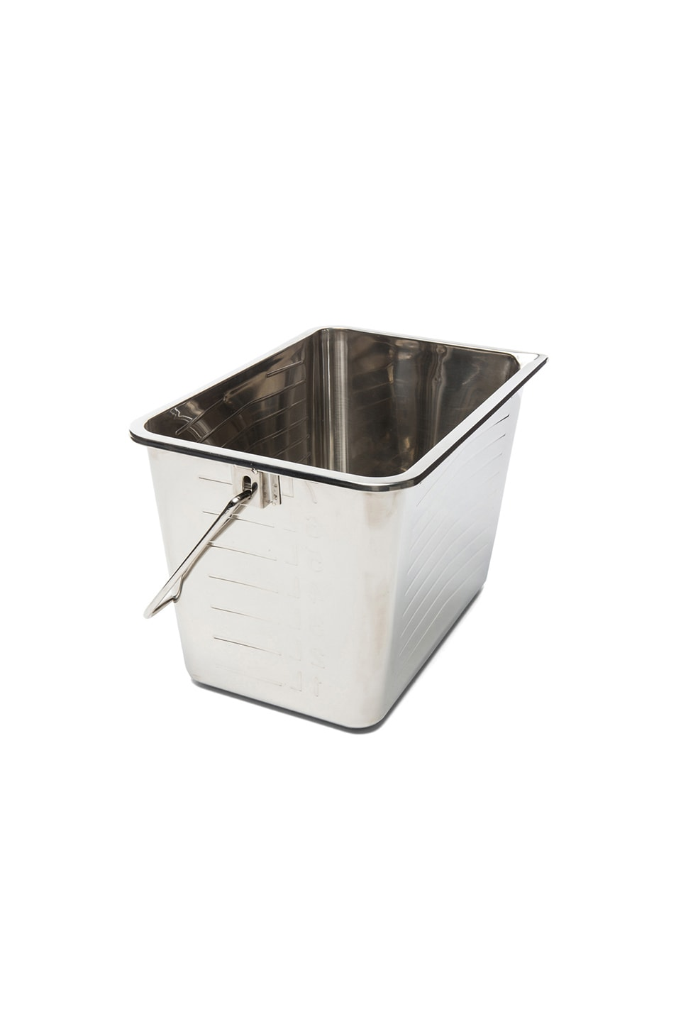 Image 3 of Maison Margiela Champagne Bucket in Silver