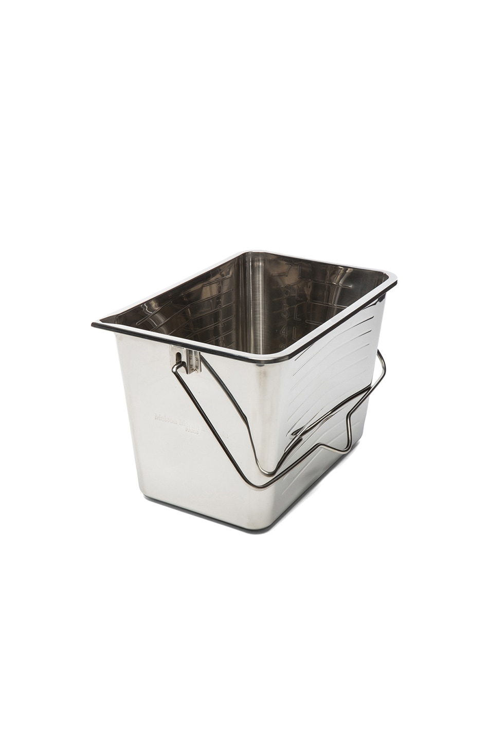 Image 4 of Maison Margiela Champagne Bucket in Silver
