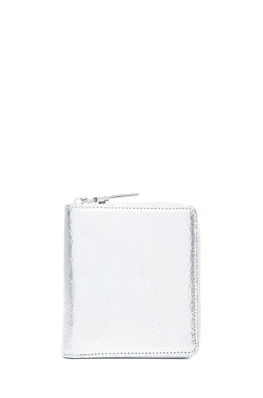 Image 1 of Maison Margiela Wallet in Silver