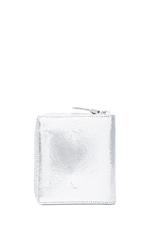 Image 2 of Maison Margiela Wallet in Silver