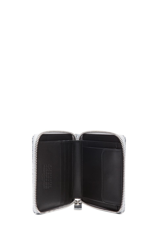 Image 4 of Maison Margiela Wallet in Silver