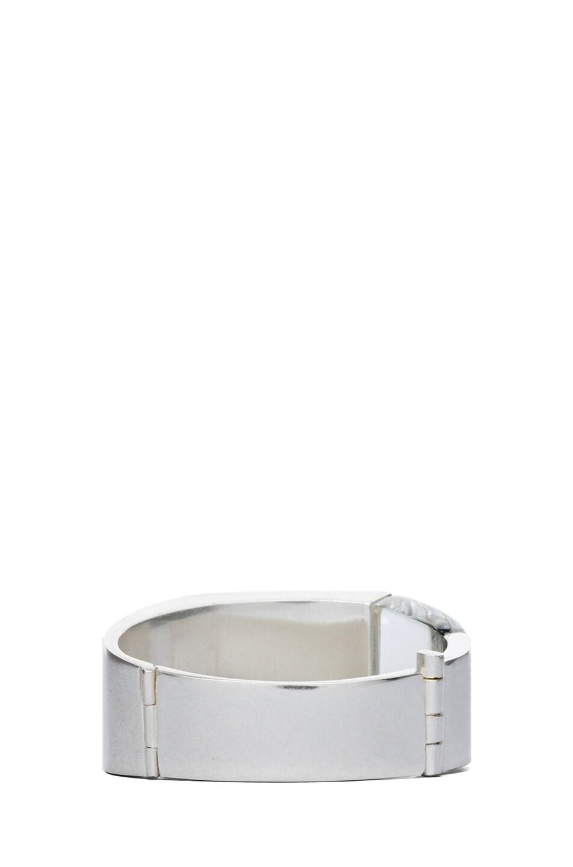 Image 4 of Maison Margiela Bracelet in Black