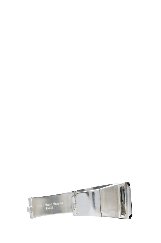 Image 5 of Maison Margiela Bracelet in Black
