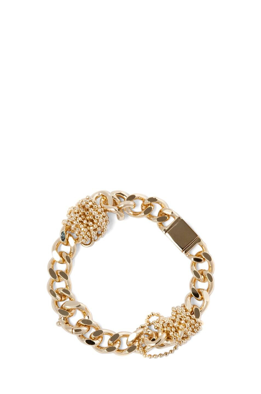 Image 1 of Maison Margiela Bracelet in Gold