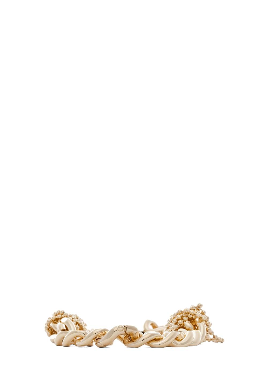 Image 2 of Maison Margiela Bracelet in Gold