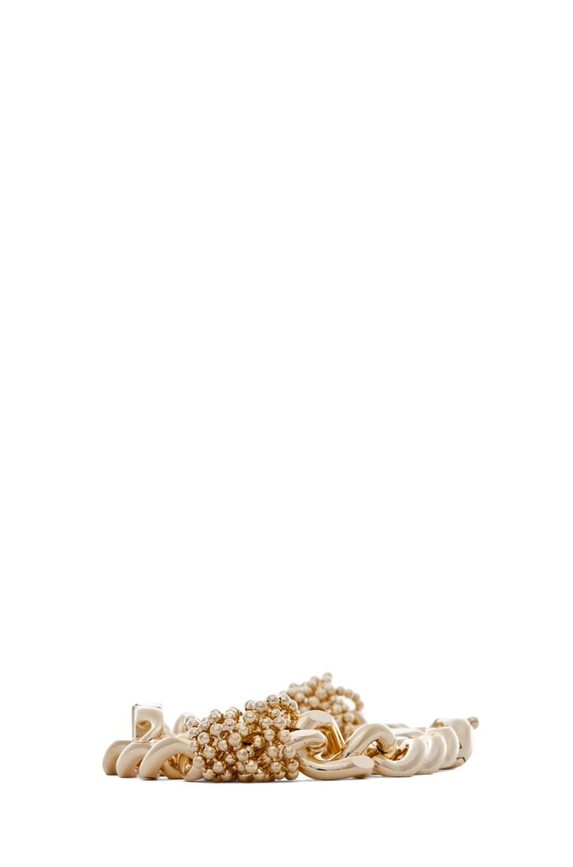 Image 3 of Maison Margiela Bracelet in Gold