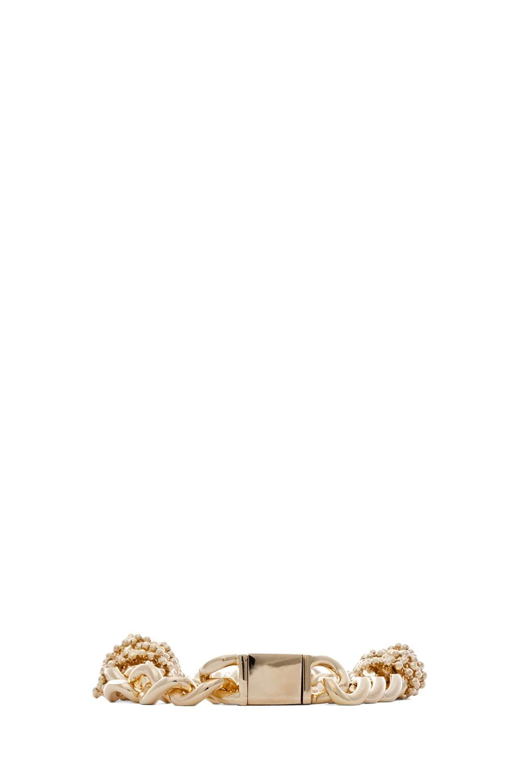 Image 4 of Maison Margiela Bracelet in Gold