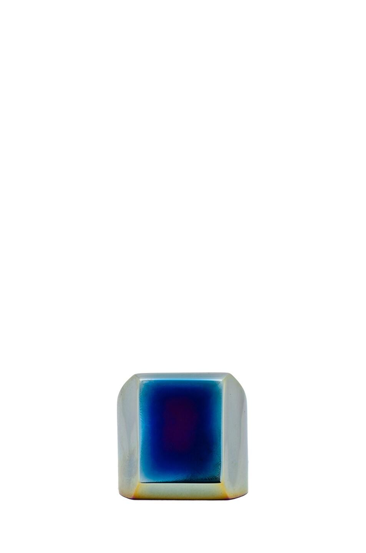 Image 1 of Maison Margiela Large Hidden Gem Ring in Multi