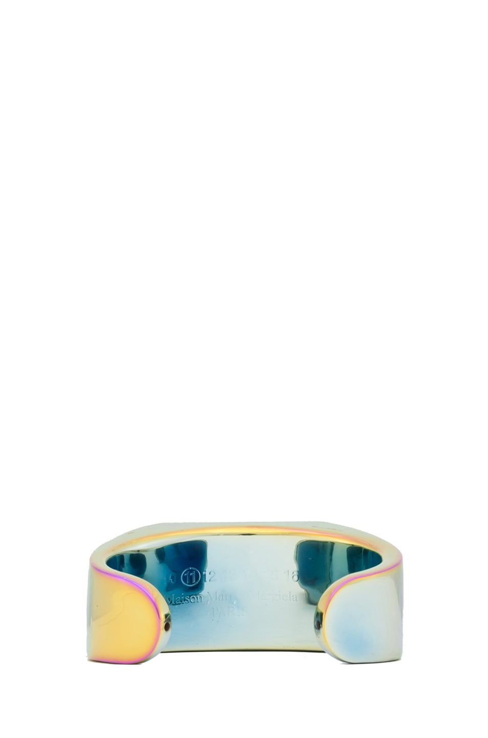 Image 5 of Maison Margiela Large Cuff in Multi