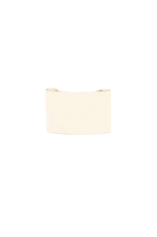 Image 2 of Maison Margiela Ring Set in Light Gold