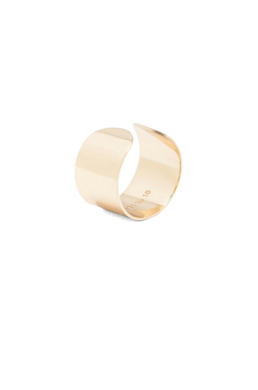 Image 5 of Maison Margiela Ring Set in Light Gold