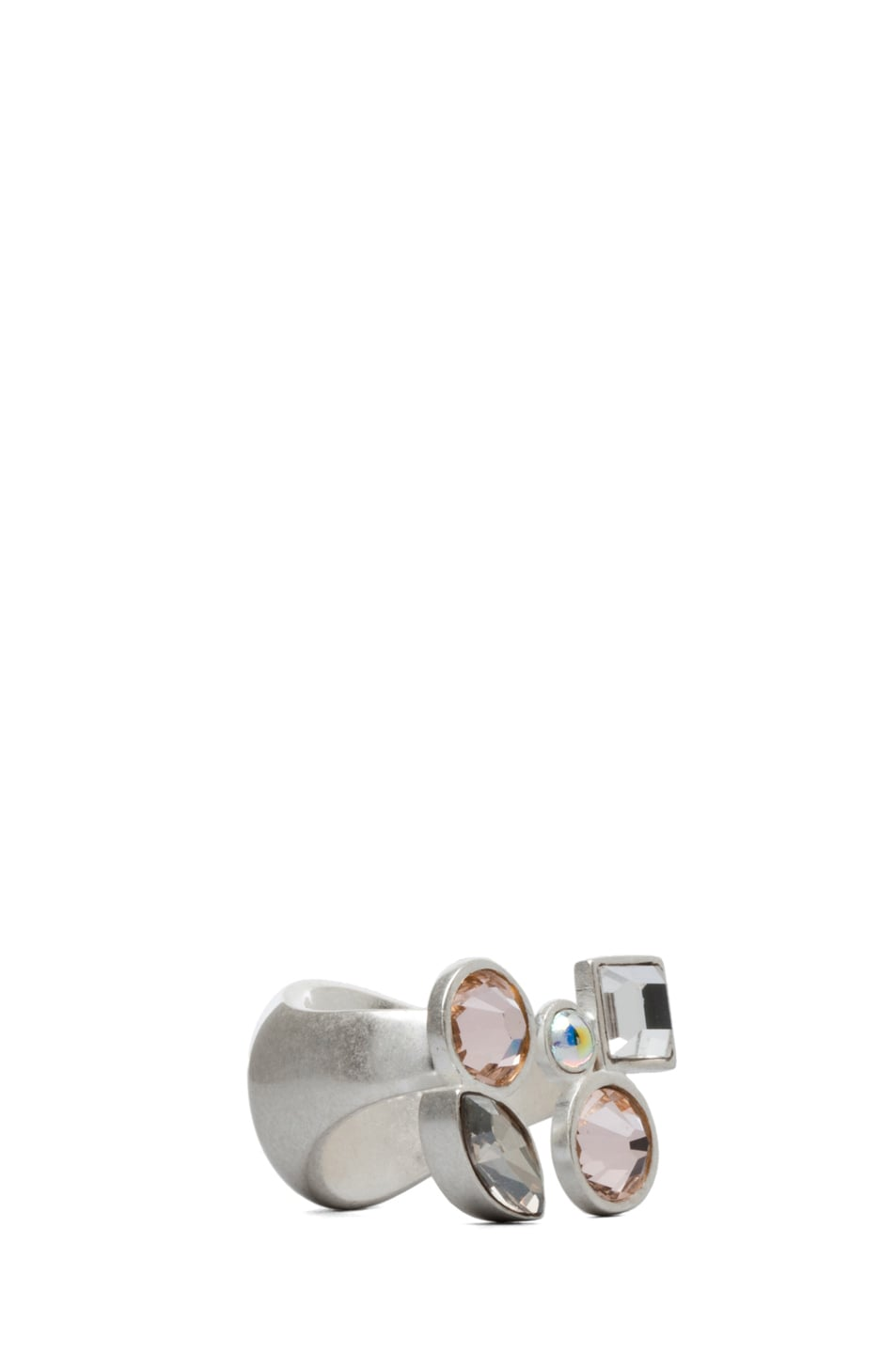 Image 2 of Maison Margiela Ring in Pink