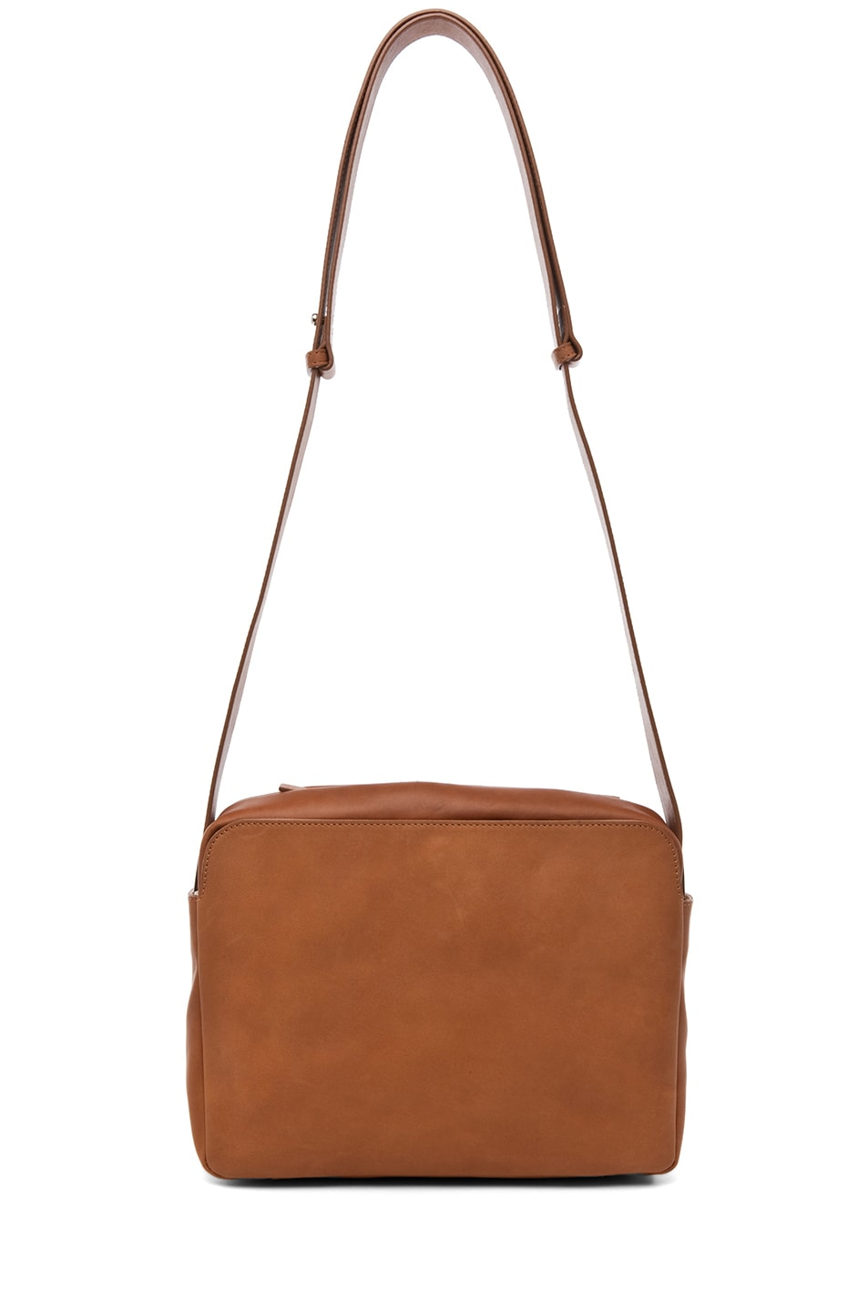 Image 5 of Maison Margiela Shoulder Bag in Cognac