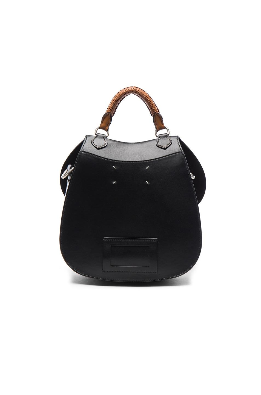 Image 2 of Maison Margiela Satchel Bag in Black