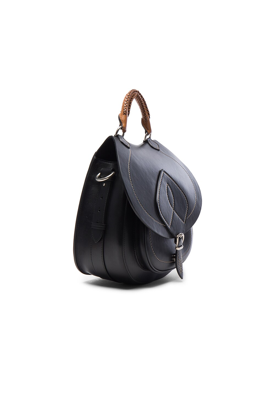 Image 3 of Maison Margiela Satchel Bag in Black
