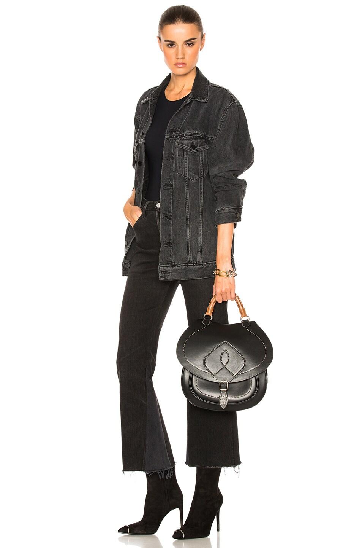 Image 6 of Maison Margiela Satchel Bag in Black