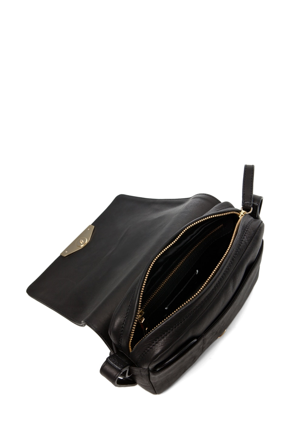 Image 4 of Maison Margiela Crossbody in Black