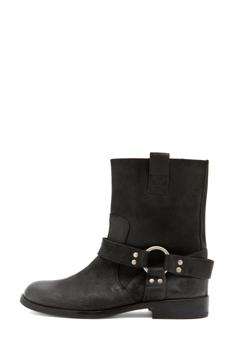 Image 1 of Maison Margiela Muffa Vintage Boot in Black