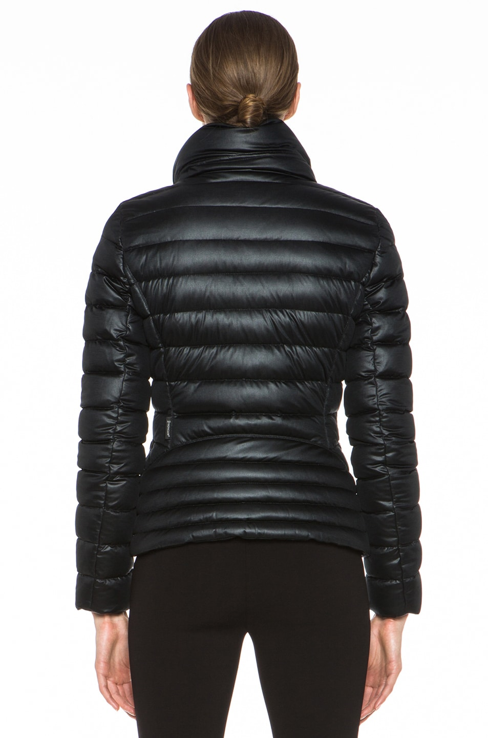 Image 5 of MONCLER Suisse Poly Jacket in Black