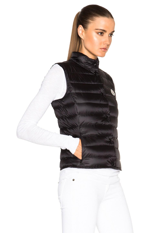 Image 4 of MONCLER Liane Polyamide Vest in Black