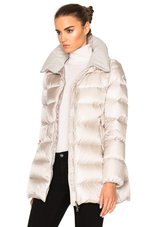 Moncler Torcyn Jacket Beige Modesens