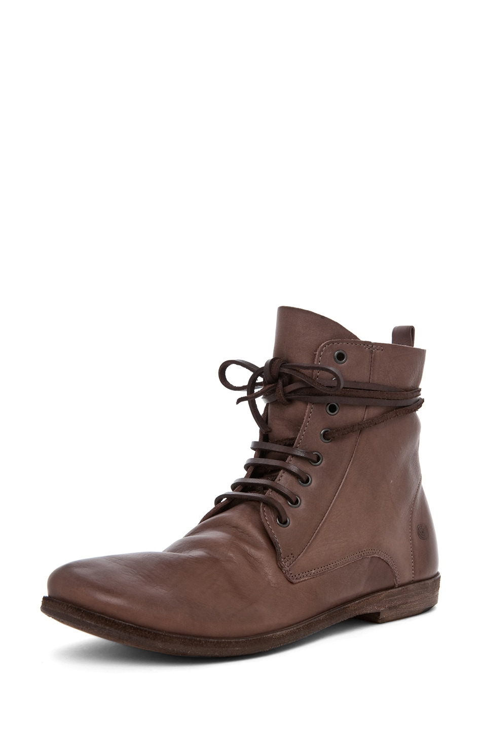 Image 2 of Marsell Lista Boots in Taupe