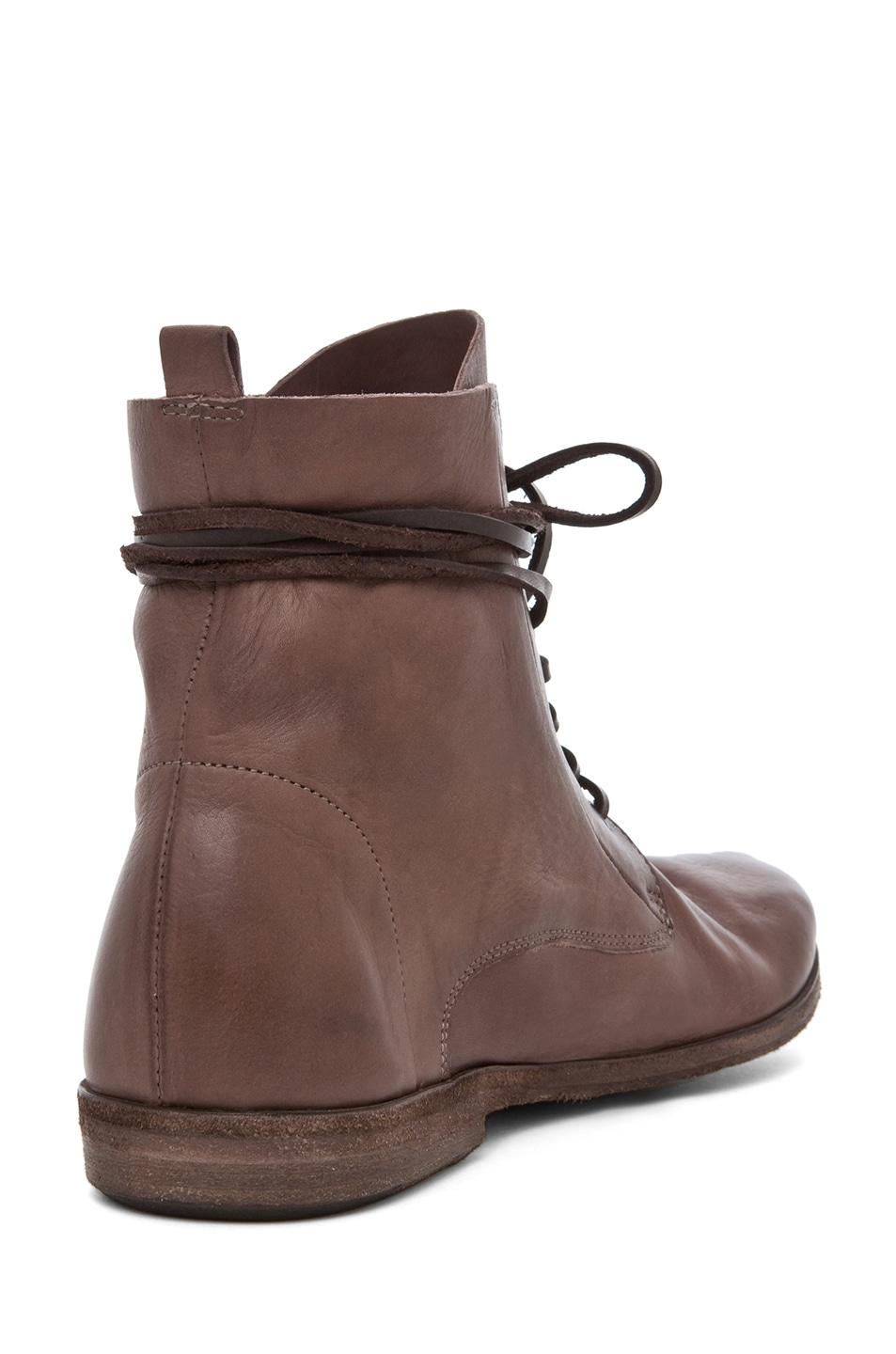 Image 3 of Marsell Lista Boots in Taupe