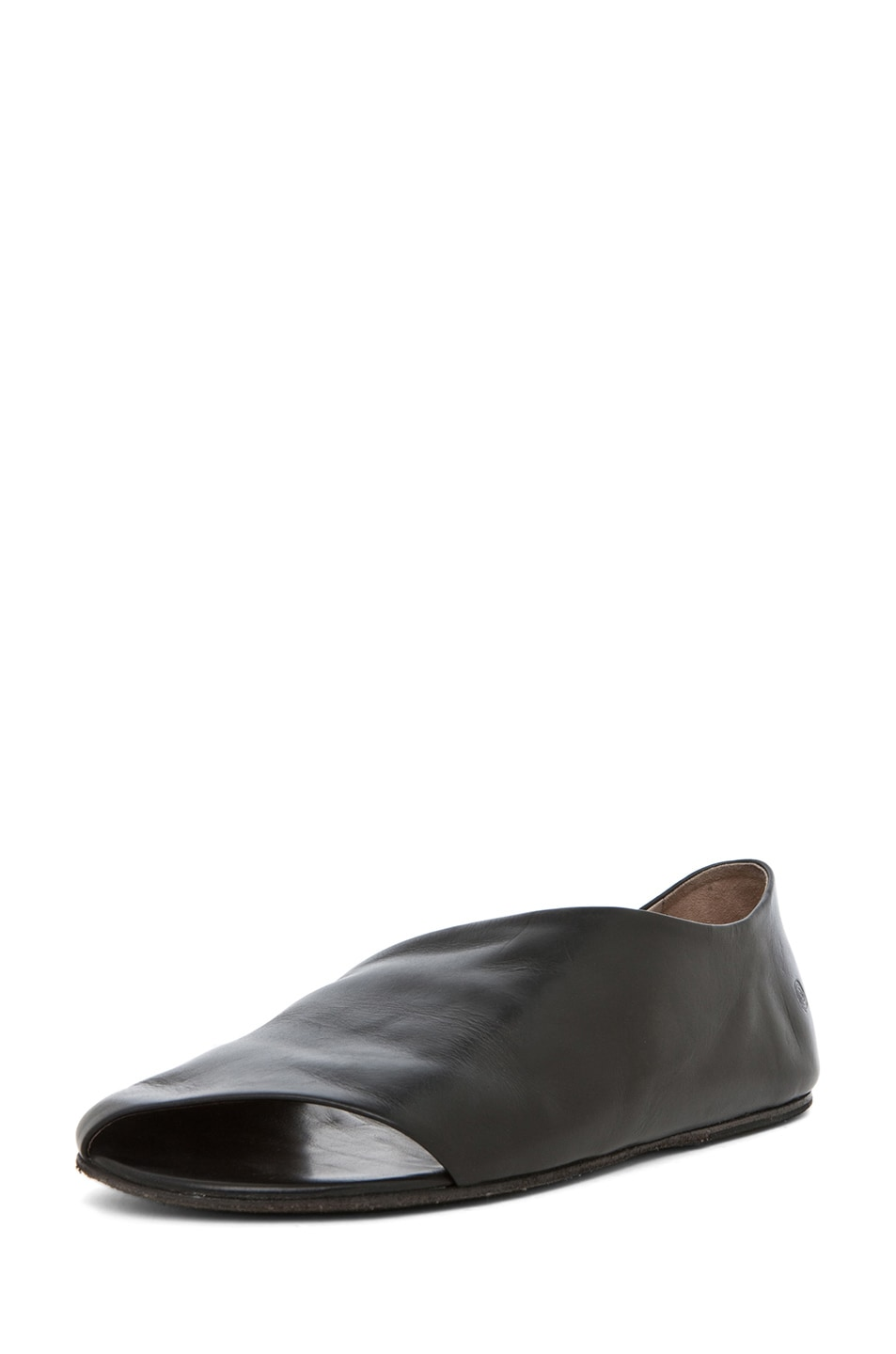 Image 2 of Marsell Arsella Flat in Black