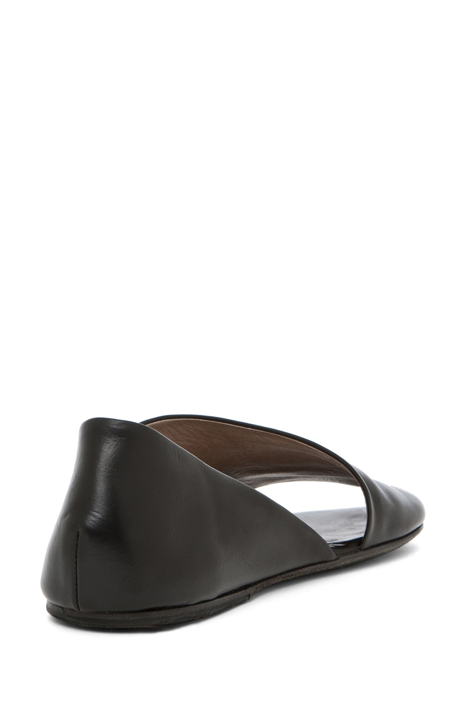 Image 3 of Marsell Arsella Flat in Black