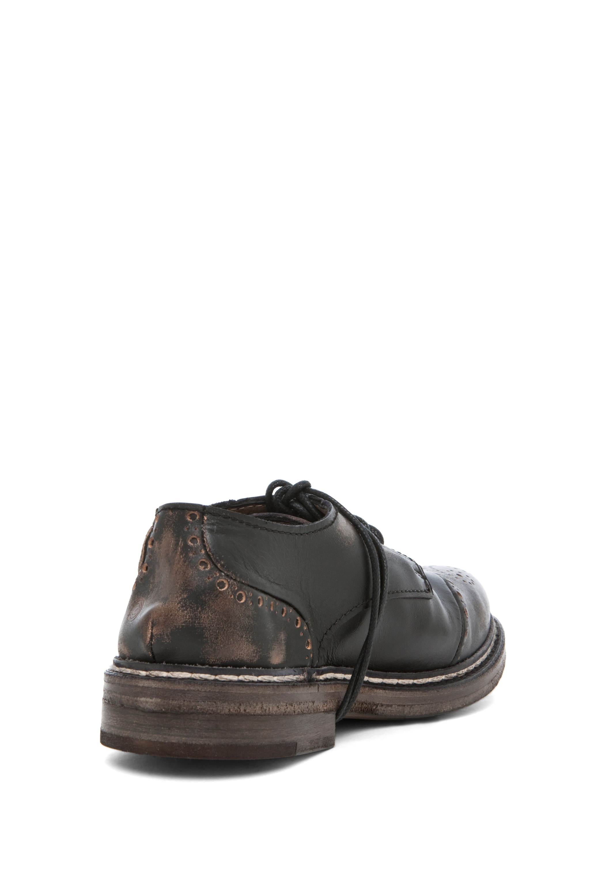Image 3 of Marsell Gru Oxford in Black