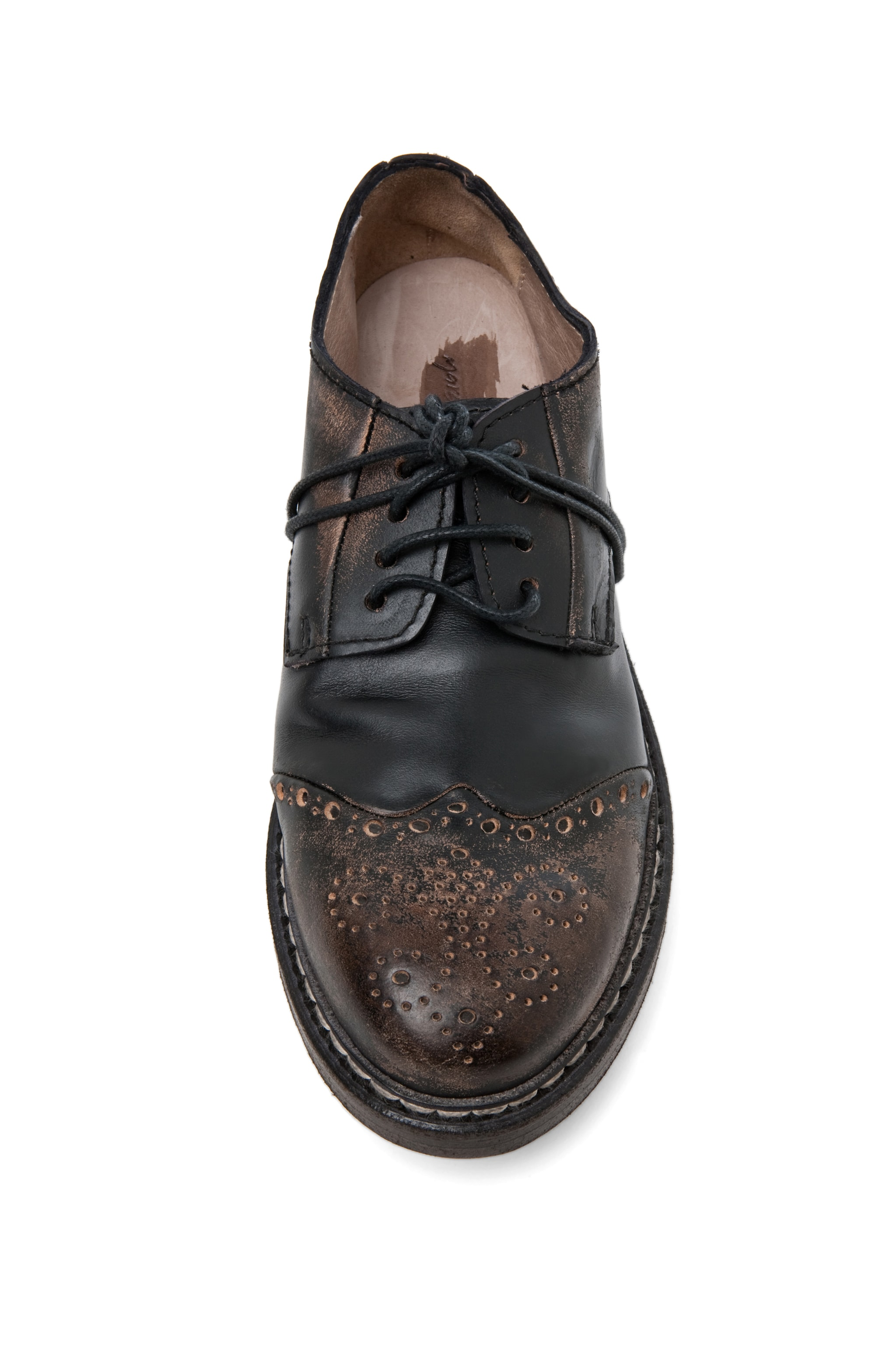 Image 4 of Marsell Gru Oxford in Black