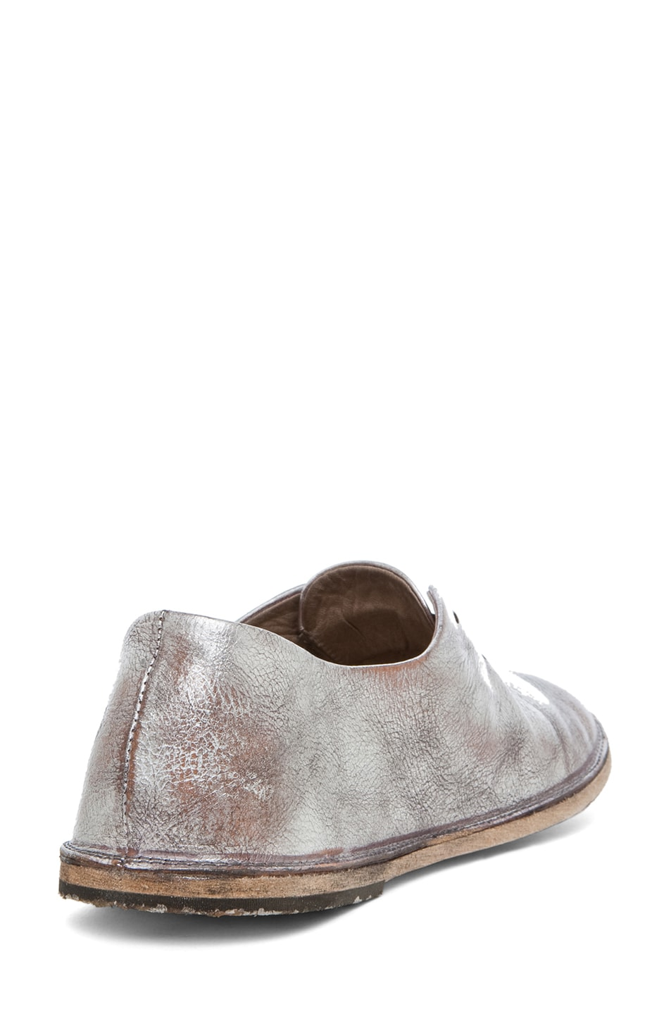 Image 3 of Marsell Strasacco Loafer in Silver
