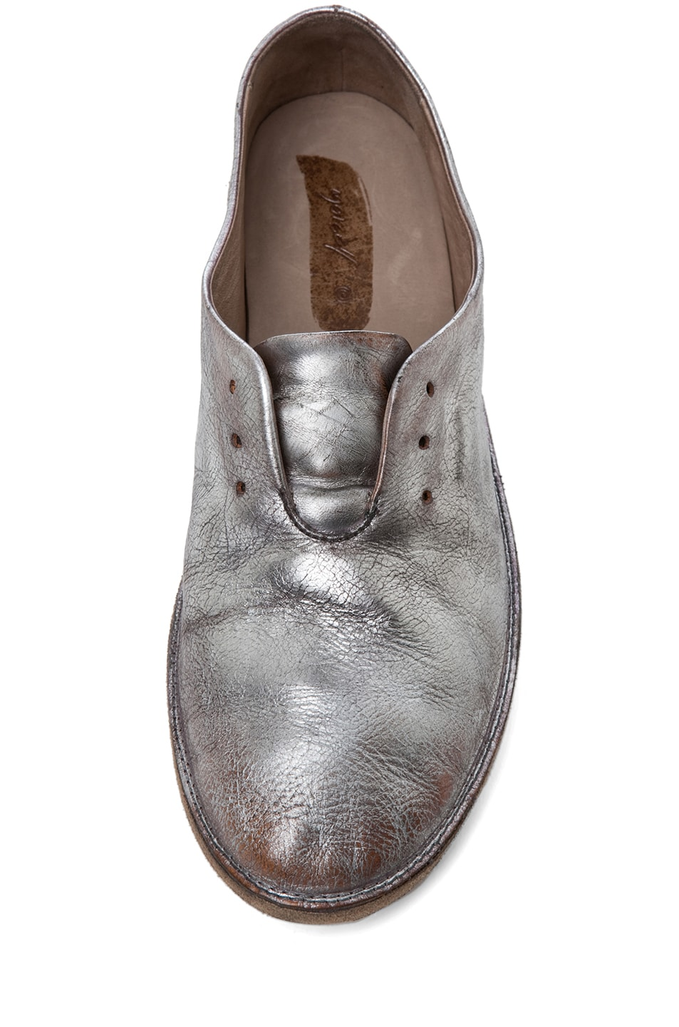 Image 4 of Marsell Strasacco Loafer in Silver