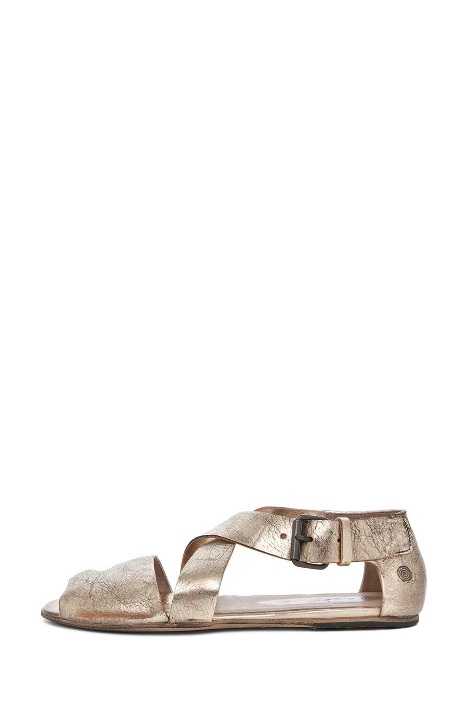 Image 1 of Marsell Arsella Sandal in Gold