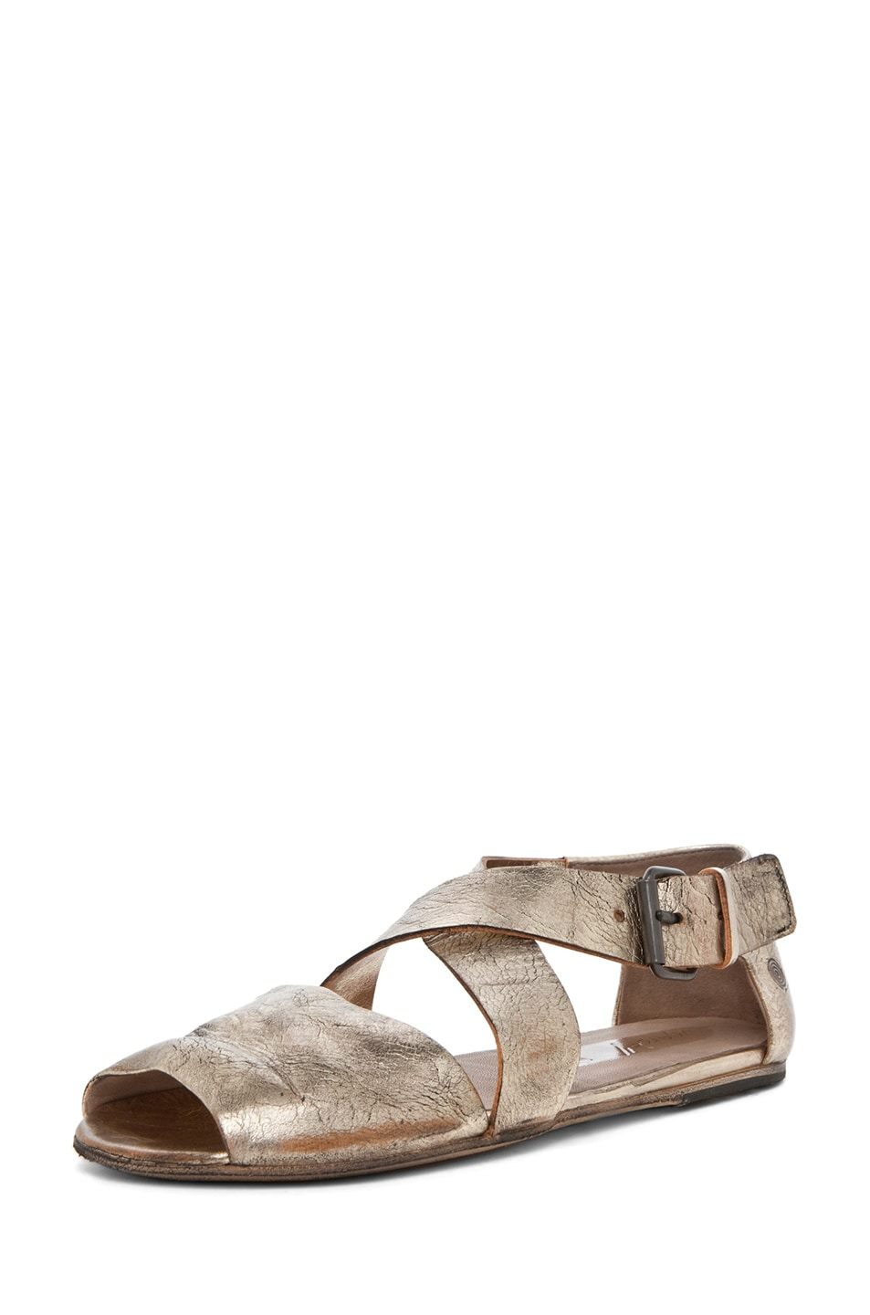 Image 2 of Marsell Arsella Sandal in Gold