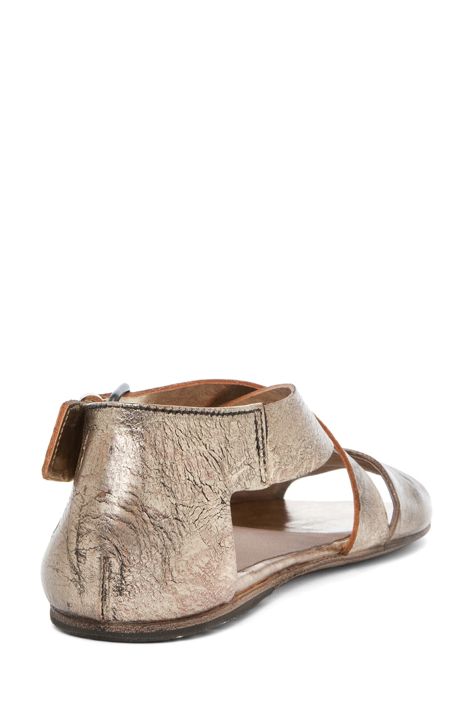 Image 3 of Marsell Arsella Sandal in Gold