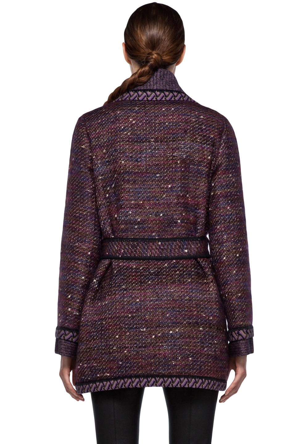 Image 5 of Missoni Coat in Purple