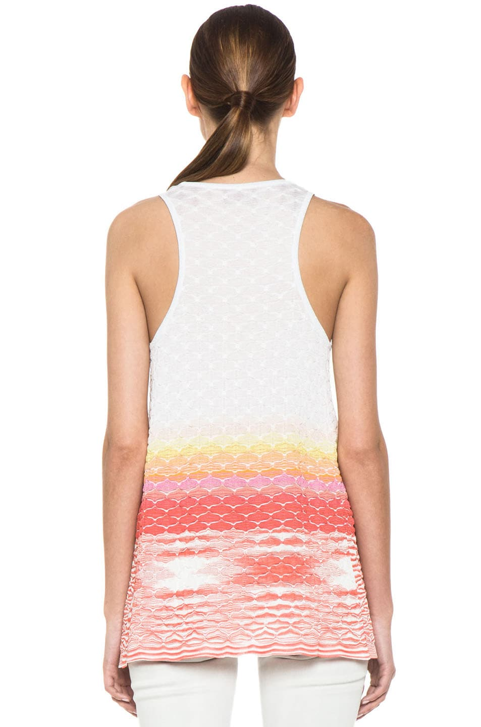 Image 4 of Missoni Sleeveless Tunic in Multi