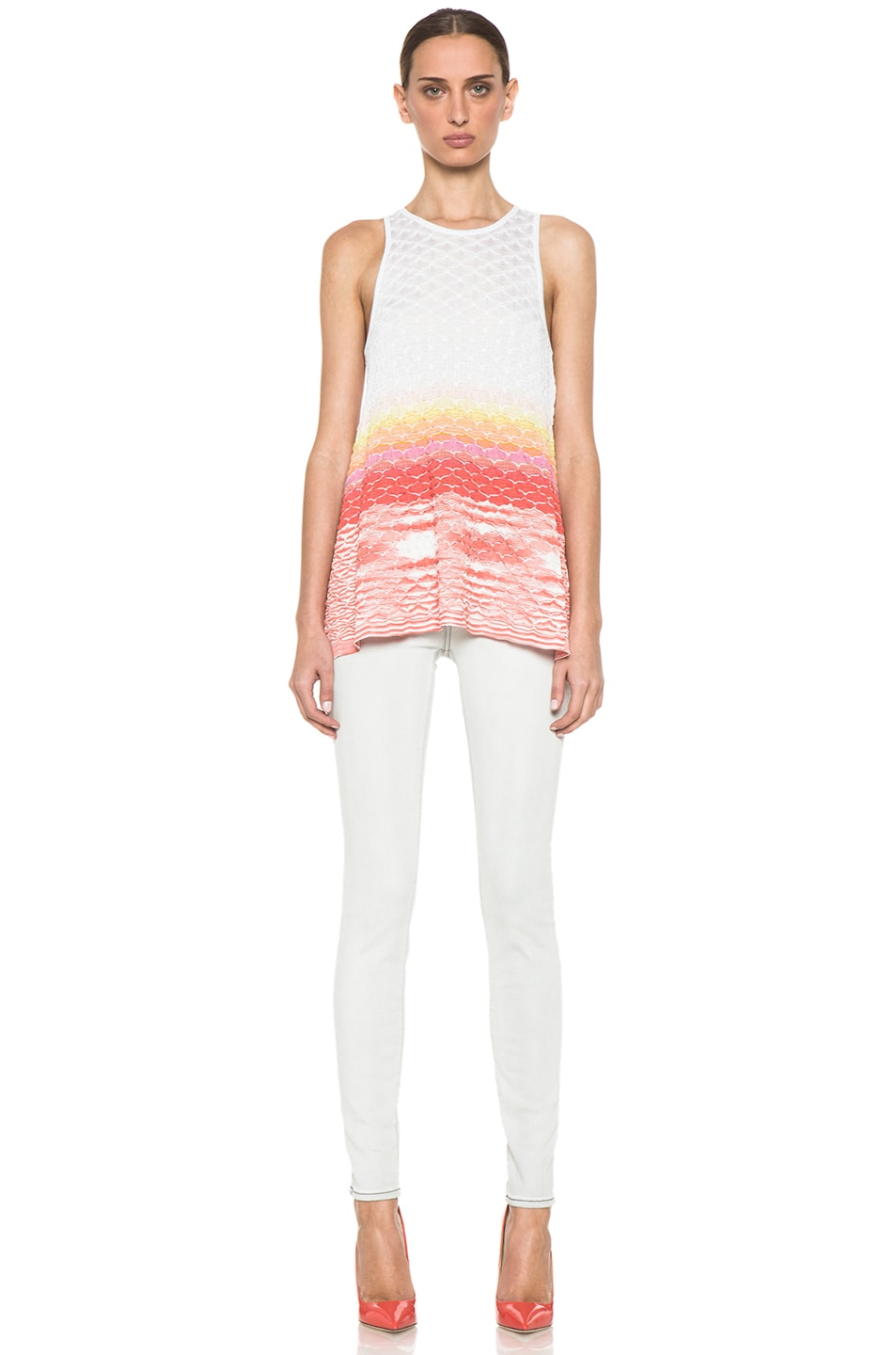 Image 5 of Missoni Sleeveless Tunic in Multi