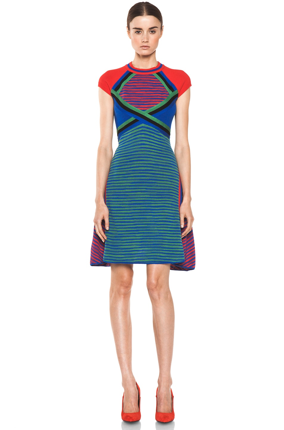 Image 1 of M Missoni Dress in Multi