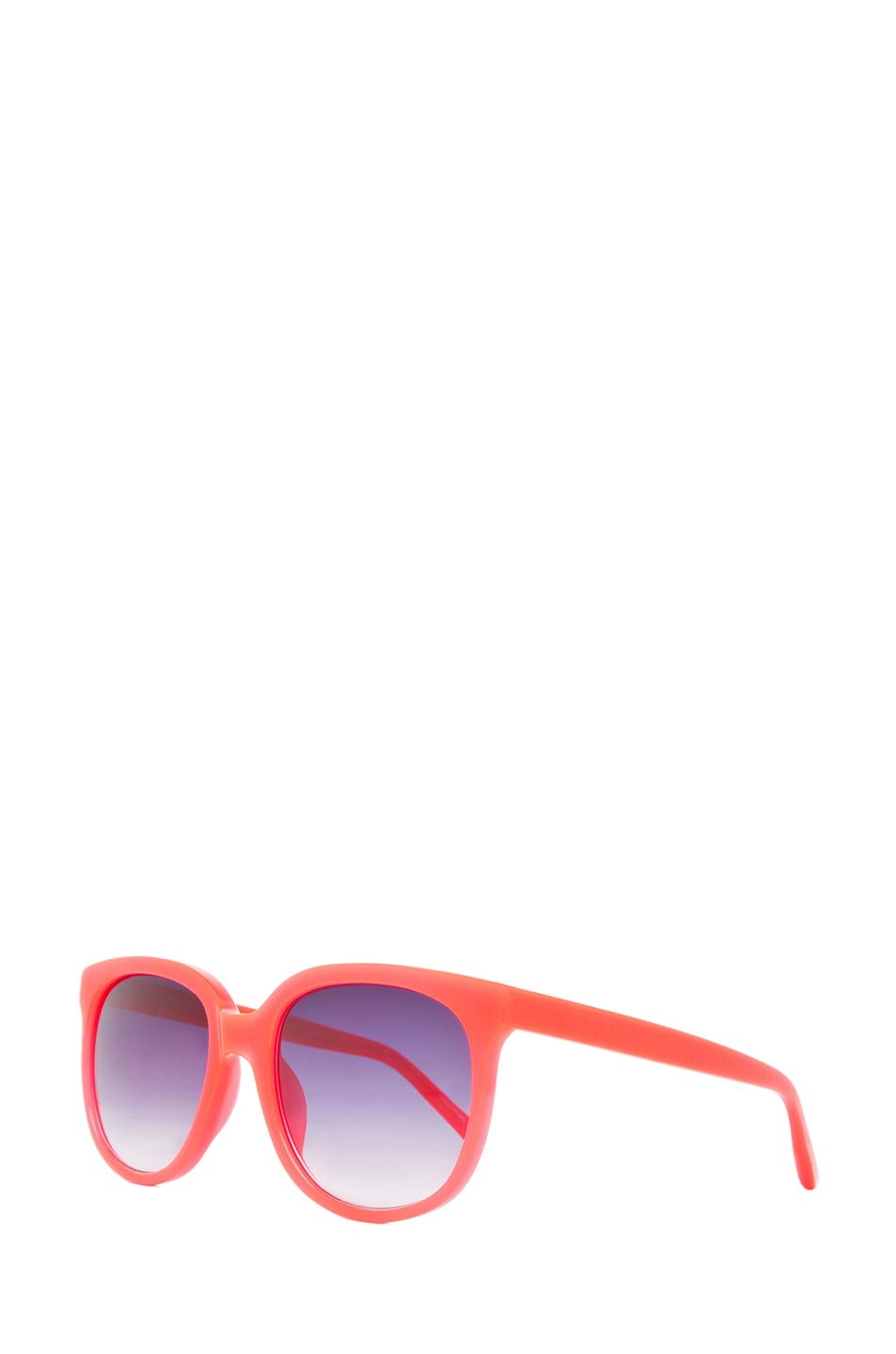 Image 2 of Matthew Williamson Sunglasses in Milky Neon Pink